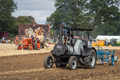 Shrewsbury Steam Rally 2017 (Ben Matthews1992) Tags: shrewsbury steam rally 2017 shropshire salop onslow park old vintage historic preserved preservation vehicle transport haulage show fair classic british england sv4468 foden agritractor tractor agricultural ploughing