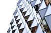 Triangular (The Green Album) Tags: triangular geometric shapes glass windows pattern triangles slope design modern architecture london oxfordstreet fujifilm xt2