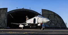 McDonnell Douglas F-4M Phantom FGR2 - 32 (NickJ 1972) Tags: raf icons suffolk wattisham timeline events tle photoshoot photocall photo shoot night mcdonnelldouglas f4 phantom fgr2 xt914 z