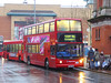SLN 18208 - LX04FWU - BEXLEYHEATH SHOPPING CENTRE - FRI 9TH MAR 2018 (Bexleybus) Tags: stagecoach london tfl route 96 bexleyheath shopping centre clock tower da7 kent adl dennis trident alx400 alexander 18208 lx04fwu