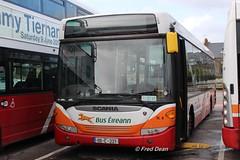 Bus Eireann SL8 (09C237). (Fred Dean Jnr) Tags: capwelldepotcork buseireanncapwelldepot cork march2018 buseireann scania omnilink sl8 09c237