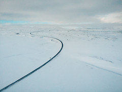 Snowy Road | Iceland 2018 #71/365