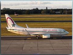 Boeing 737-7B6 (CN-RNR)— Royal Air Maroc (Peterspixel from Peter Althoff) Tags: boeing7377b6 cnrnr royalairmaroc boeing 737 boeing737 royal air maroc txl embraer emb190100lr glcyj ba cityflyer airbus a321211 france a330343x b6539 hainan airlines a330 a320214 brussels a320 a 320 airplane airport aircraft flughafen flugzeug berlin brandenburg berlintegel tegel deutschland germany linienflugzeug fahrzeug outdoor jet auto tim und struppi der schatz rackhams des roten rackham uboot gras baum landstrase cockpit china himmel skyteam fgkxs gebäude stadt
