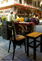 "Hawker ("" Don Quixote "") Tags: streetshot sales street alexandria egypt orange hawker streetseller اسكندرية مصر البائع المنشية"