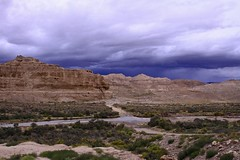 Zanda Clay Forest 札達土林 (YY) Tags: 札達 札達土林 阿里地區 西藏 zandacounty zandaclayforest ngari valley road