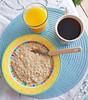 Breakfast (Vee living life to the full) Tags: alphachrome shootaboot breakfast food meal bowl coloured porridge coffee black orange juice drink