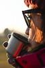 Boisson chaude (pierre-photographie) Tags: sun soleil sunset thermos thé tea hiver winter