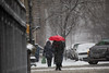 Images shot on a snow day – Wednesday March 21, 2018. Benjamin Kanter/Mayoral Photo Office. (nycmayorsoffice) Tags: manhattan nyc newyork newyorkcity upperwestside snow snowday snowing snowstorm umbrella