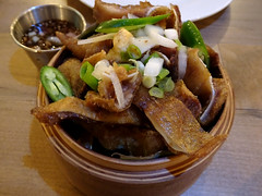 Pig Ears Chips (knightbefore_99) Tags: pinay philippines food tasty vancouver eastvan commercialdrive kulinarya pig ears chips house made soy sauce awesome best delicious art