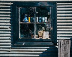 Talbot 010 (Peter.Bartlett) Tags: vsco victoria shopfront window australia facade olympuspenf colour peterbartlett urban m43 microfourthirds dilapidated shopwindow wall lunaphoto urbanarte kodakportra160emulation talbot au