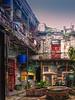 Havana Courtyard 3 (Artypixall) Tags: cuba havana courtyard homes balconies laundry clotheslines urbanscene