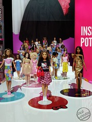 Toy Fair 2018 Mattel Barbie 02 (IdleHandsBlog) Tags: toys dolls barbie toyfair2018 mattel fashion