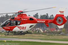 D-HYYY - 2011 build Eurocopter EC135 P2+, departing from Friedrichshafen during Aero 2017 (egcc) Tags: aero aerofriedrichshafen aerofriedrichshafen2017 bodensee dhyyy drf drfluftrettung ec135 ec135p2 edny eurocopter fdh friedrichshafen germanairrescue helicopter lightroom luftrettung notarzt
