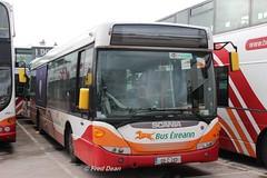 Bus Eireann SL10 (09C243). (Fred Dean Jnr) Tags: capwelldepotcork buseireanncapwelldepot cork march2018 buseireann scania omnilink sl10 09c243