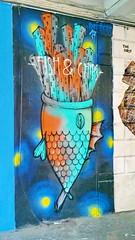 435 Paris en Février 2018 - Cité du Wauxhall Boulevard de Magenta (paspog) Tags: paris france février februar february citéduwauxhall boulevarddemagenta 2018 graffitis tag mural murals fresque fresques