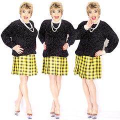 home17430-32 (Ann Drogyny) Tags: shoes legs heels crossdress crossdresser crossdressing cd tv tg ts transvestite transgender transsexual tranny tgirl glamour pinup mature cute sexy stockings nylons suspenders garters