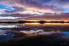 Puesta de sol (Juan Galián) Tags: agua atardecer murcia canon60d landscape longexposure largaexposición laguna water clouds nubes spain españa tokina naturaleza nature