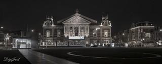 Concertgebouw Amsterdam.
