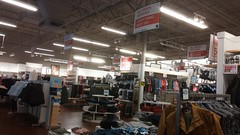 Overview from the front right corner (Retail Retell) Tags: gap factory store outlet closing closure liquidation sale south lake centre southaven ms desoto county retail tanger relocation