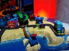 Toy Fair 2018 Mattel Hot Wheels Tracks 03 (IdleHandsBlog) Tags: hotwheels toys mattel tracks sets cars diecast vehicles