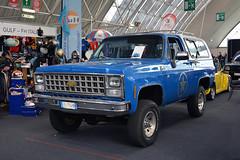 Chevrolet Blazer (Maurizio Boi) Tags: chevrolet blazer 4x4 awd 4wd fuoristrada offroad suv camion autocarro lkw truck lorry old oldtimer classic vintage vecchio antique