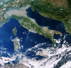 Italy and Mediterranean (europeanspaceagency) Tags: esa europeanspaceagency italy mediterraneansea mediterranean earthfromspace sentinel3a sentinel sentinel3 copernicus earthobservation satelliteimage europe corsica sardinia romania croatia bosniaandherzegovina serbia slovenia austria switzerland germany sea adriaticsea adriatic povalley po geography italia sicialia sicily