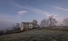 A new day in Wadenhoe (grbush) Tags: dawn daybreak wadenhoe wadenhoechurch northamptonshire nenevalley rural countryside sonyilce7 tokinaatx116prodxaf1116mmf28 church religion chapel england stmichaelandallangelswadenhoe