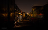 Ready (michaelgreenhill) Tags: night victoria k153 melbourne steamrail srv australia newport r761 trains locomotive y112 train steam au