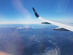 mon premier vol en avion