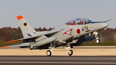 T-4 In Glorious Late Afternoon Light. (spencer_wilmot) Tags: t4 jasdf hyakuri