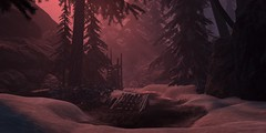 """Red Winter"" (Omegapepper) Tags: wallpaper screenshot gaming games videogame digital photography photomode atmosphere atmospheric winter snow tomb raider landscape cinematic tools srwe hotsampling"