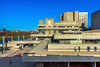 Strike A Pose - Royal National Theatre, South Bank, London, UK (davidgutierrez.co.uk) Tags: london londonphotographer architecture art city photography davidgutierrezphotography nikond810 nikon urban travel blue uk color building street colors colours colour europe beautiful cityscape davidgutierrez structure d810 contemporary arts architectural photographer design buildings centrallondon england unitedkingdom 伦敦 londyn ロンドン 런던 лондон londres londra capital britain greatbritain southbank tamronsp2470mmf28divcusdg2 2470mm tamron nationaltheatre strikeapose royalnationaltheatre theatre people person streets