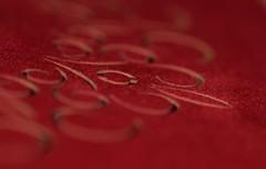 .. long, straight, curly, fuzzy, snaggy, shaggy, ratty, matty.. (vibeke2620) Tags: macromondays imperfection makro cashmere paper lasercut