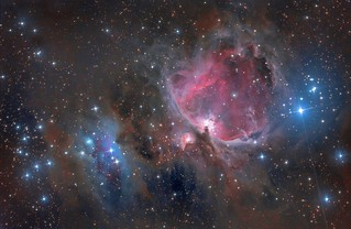 Orion Nebula in 13 minutes
