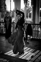 Flamenco (9) (xytse13) Tags: spain espana spanien sevilla andalucia andalusien canon blackwhite flamenco dance dancer tänzer tanz