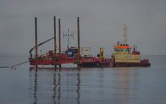 Dredger Sound Horizon (frankmh) Tags: boat dredger soundhorizon laröd helsingborg skåne sweden öresund