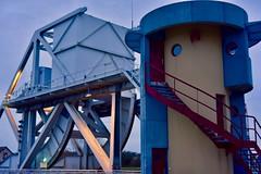 Le Pegasus Bridge (jihadalachkar) Tags: pegasus bridge benouville normandy dday 6june44 ww2 worldwar2 landing pont normandie tourisme histoire libération d750 fx