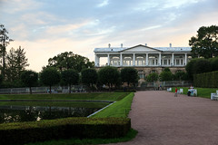 The Cameron Gallery 4. (fedoseenko) Tags: park palace catherine camerongallery clouds color sky summer shine