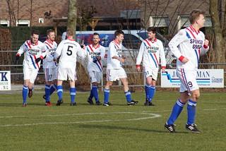 Bruchterveld 1 - Daarlerveen 1 (8-0)
