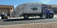 Wingfield Disposal and Recycling (ashman 88) Tags: peterbilt wingfield trash refuse