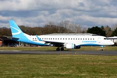 VH-NJA | Embraer ERJ-190LR | Cobham Aviation (JRC | Aviation Photography) Tags: vhnja embraer erj190lr embraererj190lr cobham cobhamaviation boh eghh bournemouthairport hurnairport embraer190 erj190 erj