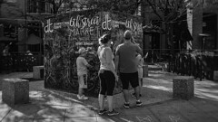 tempe 01048 (m.r. nelson) Tags: tempe arizona america southwest usa mrnelson marknelson markinaz streetphotography urban blackwhite bw monochrome blackandwhite newtopographic urbanlandscape artphotography
