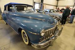 1948 Dodge Custom convertible (D70) Tags: private collection vccc garage tour 1948 dodge custom convertible nikon d750 20mm f28 ƒ90 200mm 1320 12800 fluid drive alyns vancouver classics