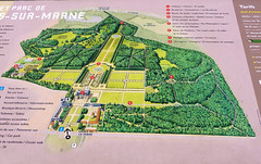 Domaine de Champs-sur-Marne (Raymonde Contensous) Tags: seineetmarne châteauchampssurmarne châteaux parcs jardinremarquable jardins plan