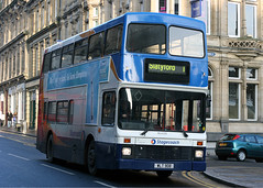 16435 WLT 908  (N335 HGK) (Cumberland Patriot) Tags: stagecoach busways travel services north east england newcastle upon tyne and wear pte passenger transport executive tyneside