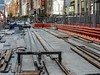 CBD & South East Light Rail - George Street - Update 12 March 2018 (3) (john cowper) Tags: cselr sydneylightrail georgestreet track tracklaying trackslab infrastructure acconia transportfornsw martinplace kingstreet sydney newsouthwales