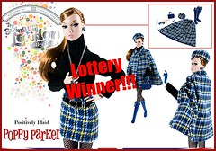 Shipping Notices for Positively Plaid Poppy are going out! (JennFL2) Tags: positively plaid poppy parker w club lottery