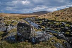 Deep in Dartmoor (trojanhorse1956) Tags: tor fur dartmoor devon nikon d90 clouds