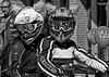 Bikers (Michele Saggini) Tags: bikers moto varallo valsesia bw