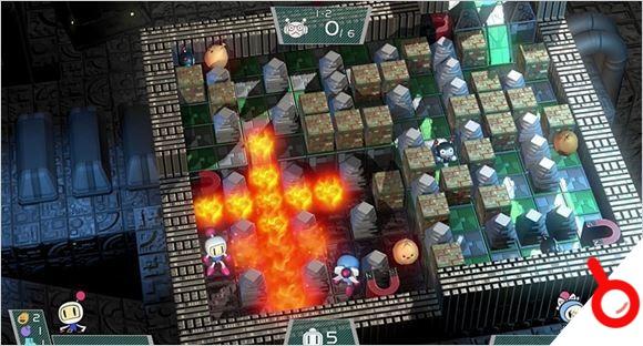《超級炸彈人R》將登陸PlayStation 4與Xbox One平台